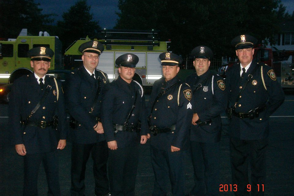 Monticello police officers, 9/11/2013