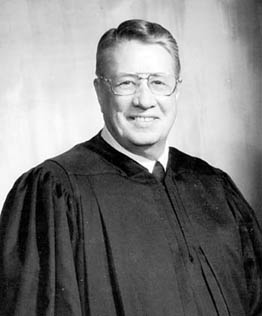 Chief Judge Lawrence H. Cooke